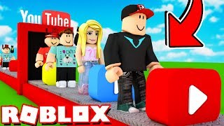 BUDUJEMY WŁASNY YOUTUBE TYCOON W ROBLOX! (Roblox Youtube Tycoon) | Vito i Bella