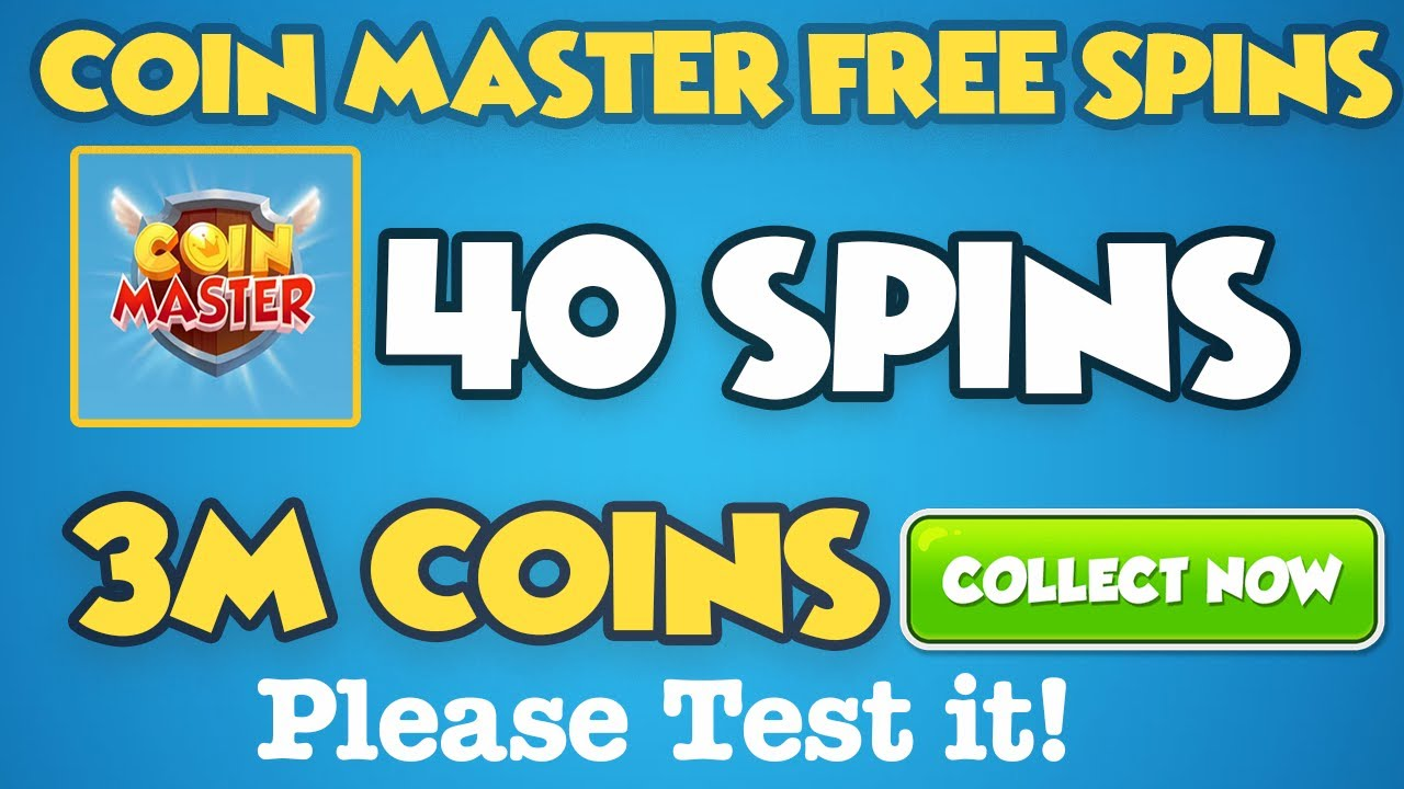 Master spin Coin free