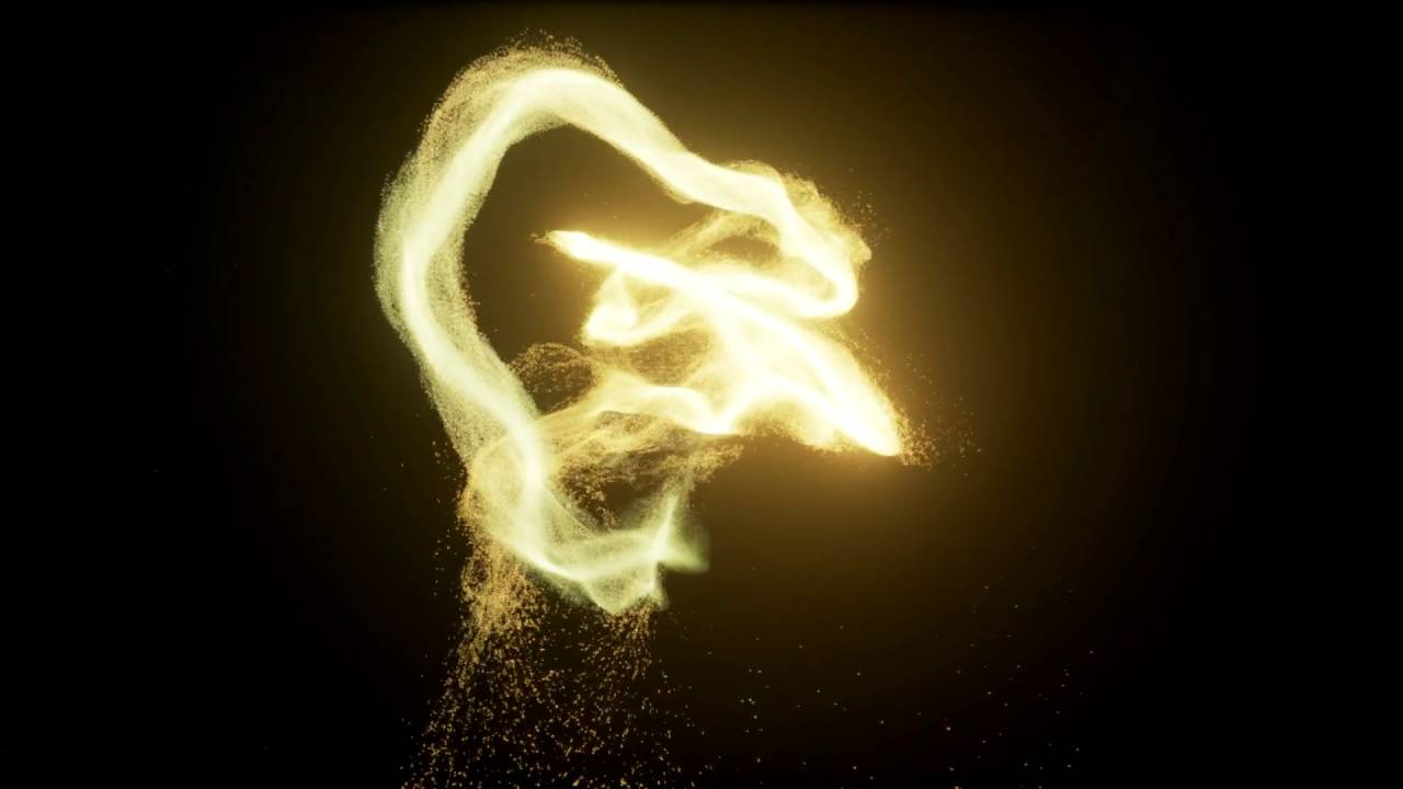 Swirly - Vector Field VFX (UE4 Cascade Particle Re-upload)