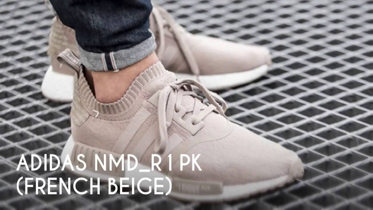 watch 9758f 20e29 Buy adidas nmd runner french beige - 60% OFF