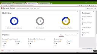 Tutorial: How to Uṡe Camunda's Rest API (Video 4)