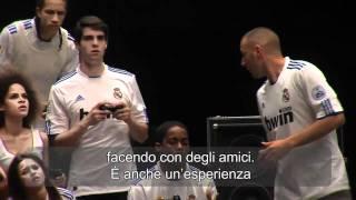 EA SPORTS FIFA 11 - Spot TV: Dietro le Quinte
