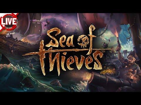 SEA OF THIEVES - Die Pixel-Piraten auf hoher See - Sea of Thieves Livestream