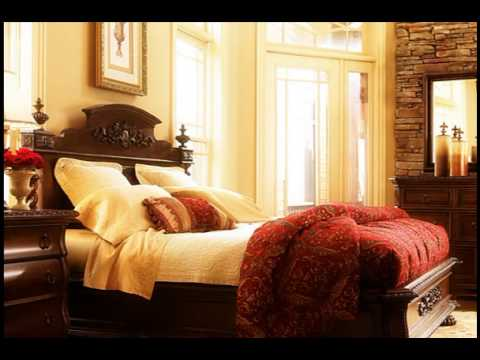 old world bedroom furniture - YouTube