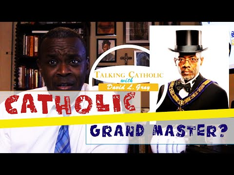 A Grand Master of Freemasons is also a Catholic?