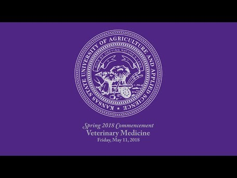 Veterinary Medicine   Spring Commencement 2018