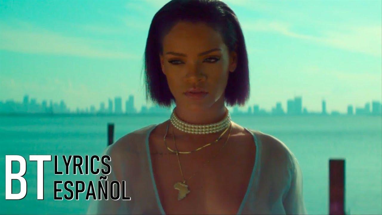 Download Rihanna - Needed Me (Lyrics + Español) Video Official