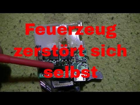 Konstruktionsfehler Feuerzeug - UKW Pendelempfänger - DAB Plus - eflose #864