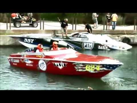 DCTV Presents Detroit River International Powerboat Racing Championships