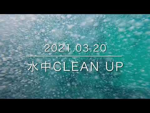 海の中を掃除する!!【AWARE海洋環境保護活動】