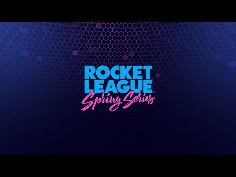 Rocket League Spring Series   Europe   Day 2