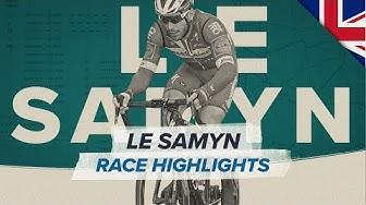 Le Samyn 2020 HIGHLIGHTS | Spring Classics On GCN Racing