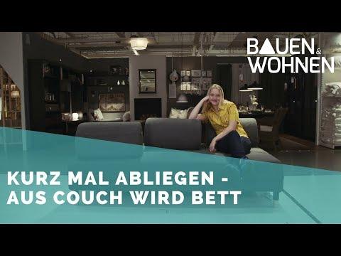 Inside IKEA - Das wandelbare FLOTTEBO Bettsofa