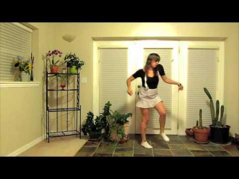 Pink Panther Psytrance Shuffle - Shufflin.net VOTW (Video of the week)
