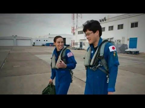 4 women astronauts on NASA team