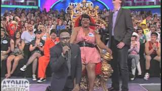 Let's Make a Deal - Wayne Brady's Foot Massage Song