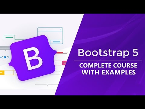 Bootstrap 5 Complete Course With Examples In Hindi/Urdu | Webster