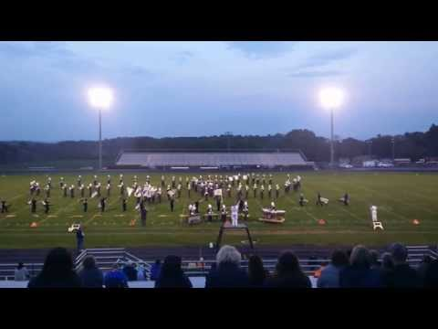 James Wood High School Performing at the Blue Ridge Showcase