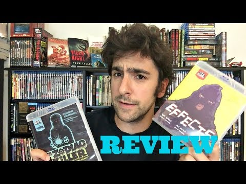 THE ZODIAC KILLER (1971) & EFFECTS (1980) Review - New Horror Blu Ray Roundup streaming vf