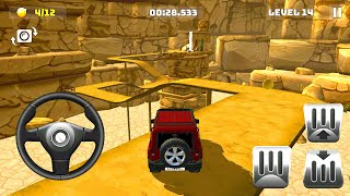 Master Car climb Racing 3D Ep6 : Stunt 4x4 Offroad Android Gameplay screenshot 5