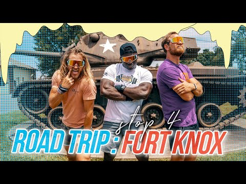 TAKING A STAND / CHANDLER SMITH - Road Trip Stop 4 : Fort Knox Presented By US ARMY WARRIOR FITNESS