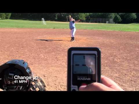 Bridgette Smith Yak Fastpitch Softball 2012, Southwestern Randolph High School, Class of 2015