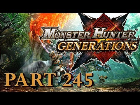 Let's play Monster Hunter Generations German - part 245: Tödliches Theater