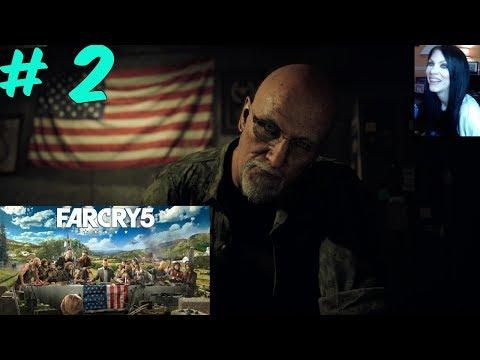 Far Cry 5 - The Resistance - Part 2 - Walkthrough | Gameplay