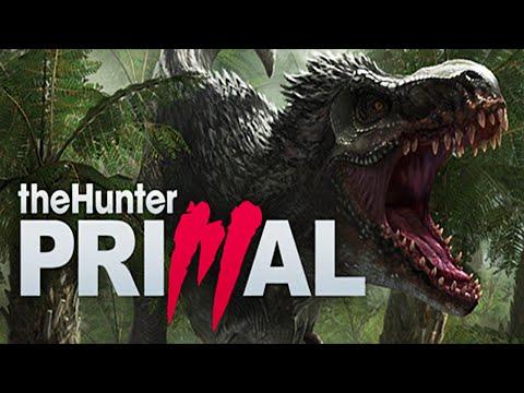 theHunter: Primal - Jogo de caça agora com DINOSSAUROS