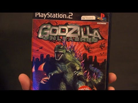 Godzilla: Unleashed (PS2 Video Game) James & Mike Mondays