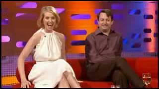The Graham Norton show 18 may 2008 with David Mitchell and Cynthia Nixon par