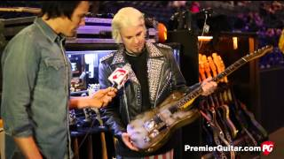Rig Rundown - Rob Zombie's John 5 (2013)