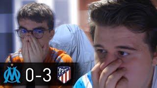 LE MATCH LE PLUS TRISTE ... RÉACTION OM-ATLÉTICO MADRID
