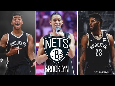 Previewing the Brooklyn Nets 2017-18 NBA Season // Predictions! - Jeremy Lin & D