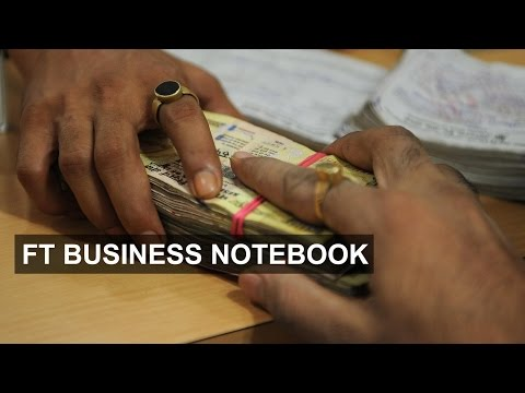 Indian banking turns to private sector | FT Business Notebook