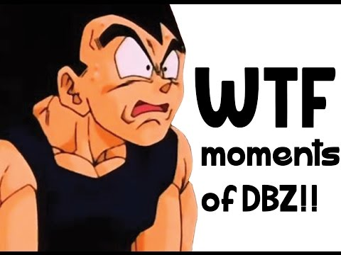 WTF Moments Of DBZ!! Anime Talk Show CYA (Choose Your Anime)