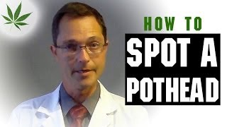 How to Spot A Pothead Marijuana Tricks & Tips w/ Bogart #7