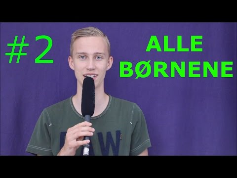 ALLE BØRNENE! - Jokes Og Vittigheder #2