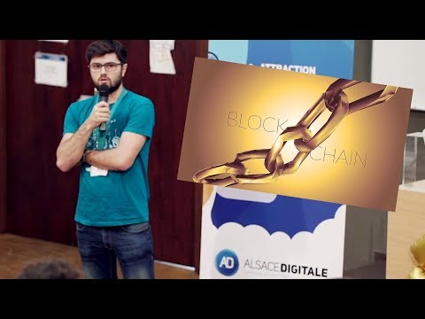 La blockchain, un véritable levier pour l'industrie ? | Hacking Industry Camp
