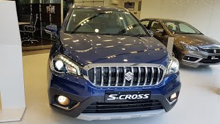 MARUTI SUZUKI S CROSS 2019  | ALPHA 1.3 TOP MODEL | REAL LIFE REVIEW