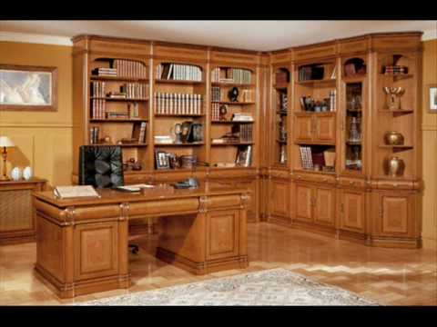 3 clasicos salones maderas nobles www muebles salvany es for Muebles salvany