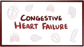 An Osmosis Video: Congestive Heart Failure (CHF) Explained