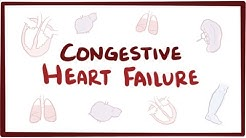 An Osmosis Video: Congestive Heart Failure (CHF) Explained