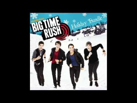 Big Time Rush Feat. Miranda Cosgrove - All I Want For Christmas Is You.