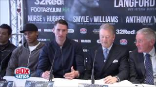 Highlights: Leicester press conference - Saturday April 22nd