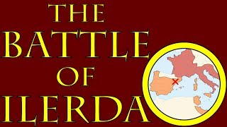 The Battle of Ilerda (49 B.C.E.)