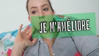 🌈  JE M'AMELIORE | #Emmaanyvlog | #516