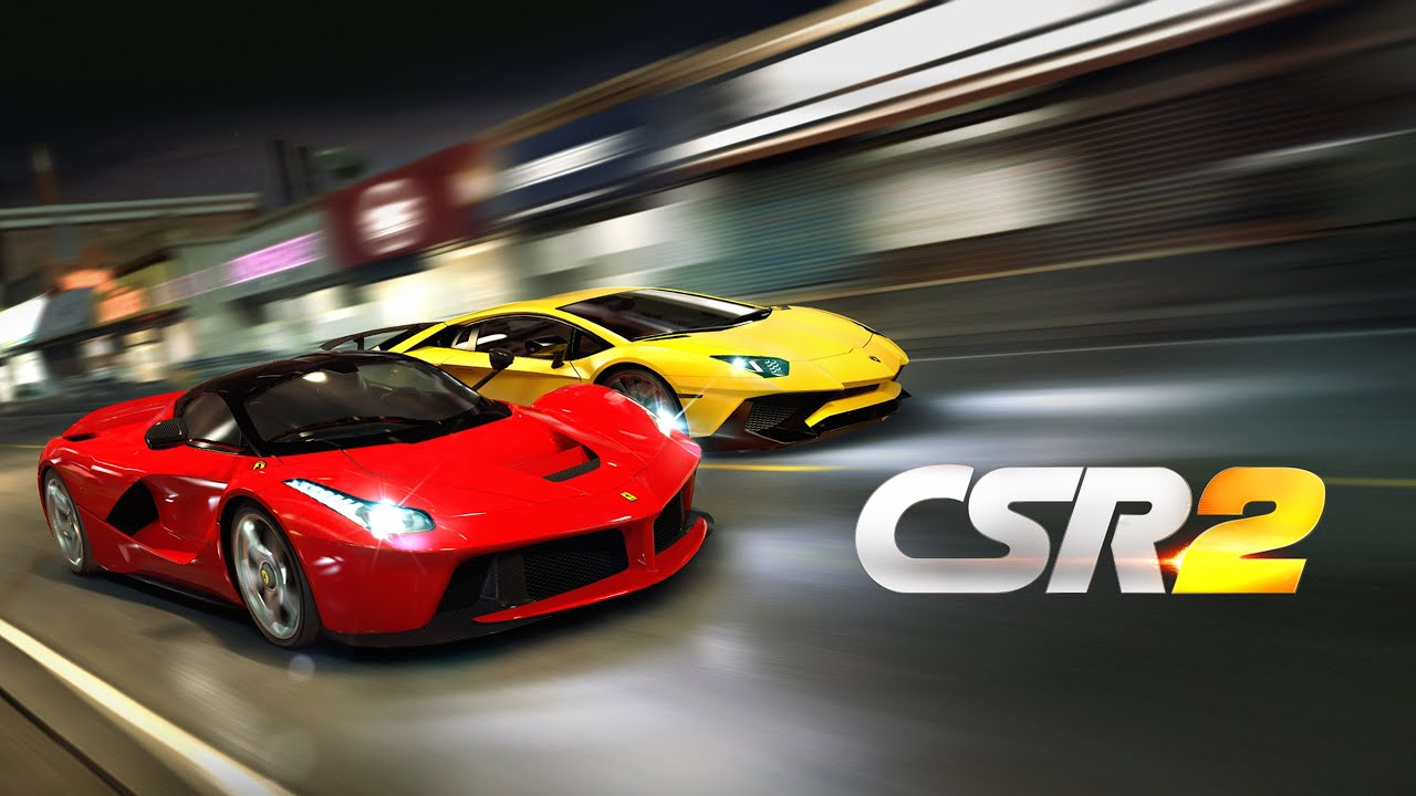 official csr racing 2 by naturalmotion launch trailer ios android youtube. Black Bedroom Furniture Sets. Home Design Ideas