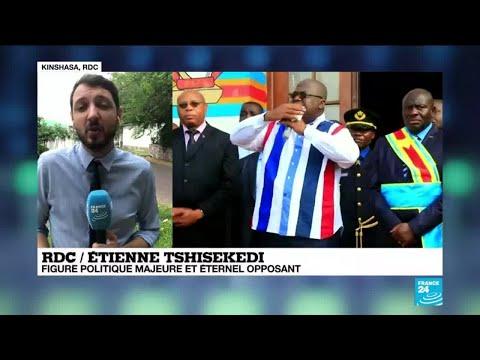 """""""L' aura d'Étienne Tshisekedi est immense en RDC"""""""