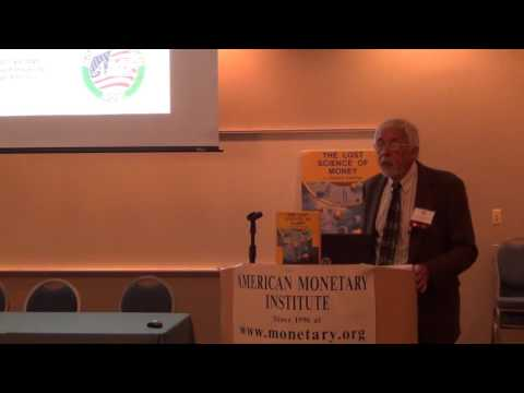 Joe Bongiovanni presentation at the 11th Annual AMI Monetary Reform Conference; Sept. 2015.